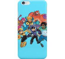 Big Hero 6 Team - Marvel iPhone Case/Skin