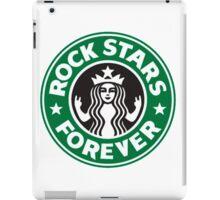 Rock stars forever iPad Case/Skin