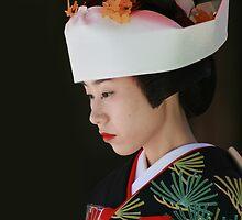 Japanese bride by gisondan