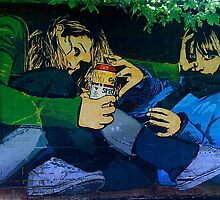 Underage drinking! by Tim Constable