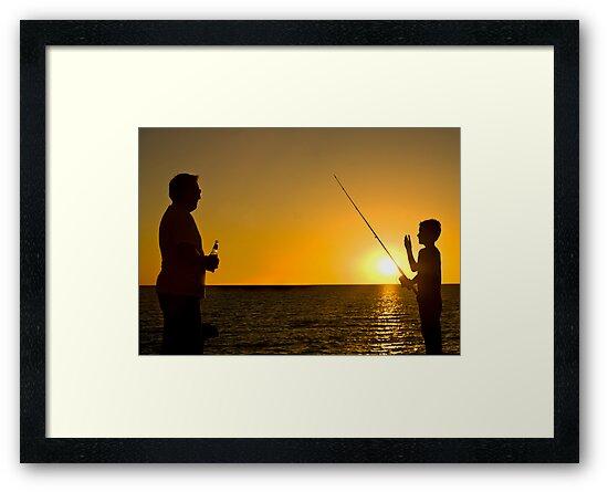 Like Father, Like Son by Keegan Wong