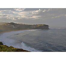 After The Storm - Bungan Beach, Sydney , NSW Australia` Photographic Print