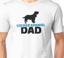 Cocker Spaniel Dad Unisex T-Shirt