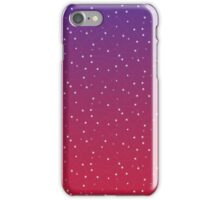 Constellations (Red) iPhone Case/Skin