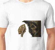 Poker Skull Unisex T-Shirt