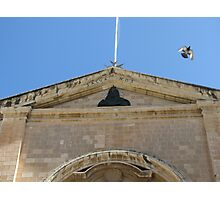 St John Cathedral- Valetta Photographic Print