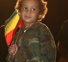 Stephen Marly's son @ Reggae Rising  music fextival in Humboldt CA. by garycraft