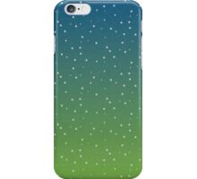 Constellations (Green) iPhone Case/Skin