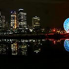 Melbourne Eye by joebennett90