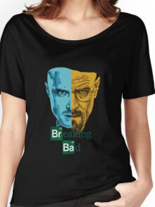 Breaking Bad -Jesse&Walter Women's Relaxed Fit T-Shirt