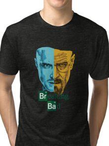 Breaking Bad -Jesse&Walter Tri-blend T-Shirt