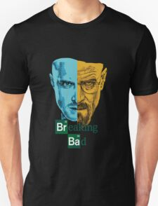 Breaking Bad -Jesse&Walter T-Shirt