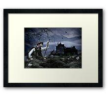 Clansman Framed Print