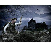 Clansman Photographic Print