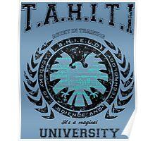 T.A.H.I.T.I. Agents University  Poster