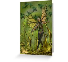 Fairy March Greeting Card