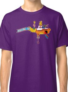 Yellow Submarine (sea of monsters) Classic T-Shirt