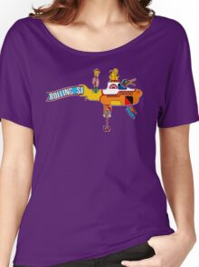 Yellow Submarine (sea of monsters) Women's Relaxed Fit T-Shirt