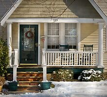 My Grandmother's house by Mike  Savad