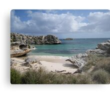 Pinkys Bay Rottnest Island 7 Metal Print