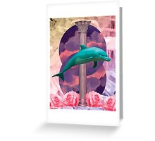 Dolphin Heaven Greeting Card