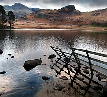 Blea Tarn by Colin Cartwright