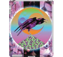 Crystal Crow iPad Case/Skin