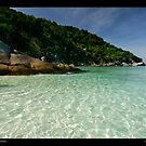 Kho Similan Paradise by Robert Mullner