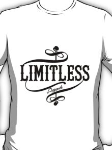 Limitless Apparel - A Black T-Shirt