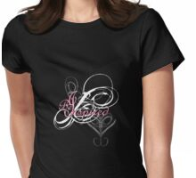Be Inspired Womens Fitted T-Shirt