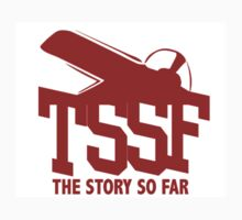 The Story So Far Old School EP Logo by ladair