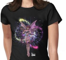 Fairy 09 Womens Fitted T-Shirt