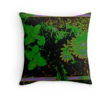 """""""What's Happened?"""" Throw Pillow"""