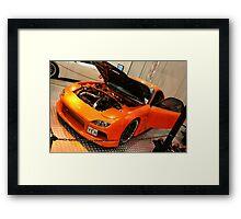 Mazdas Finest Framed Print