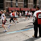 Marathon New York by Elodie