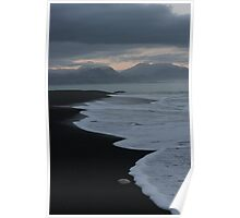 After sunset in Kaikoura Poster