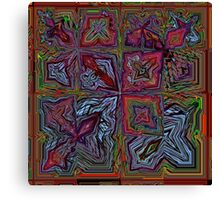 Rogues Gallery 1 Canvas Print