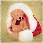 Santa Has Left His Hat Behind by Susie Peek