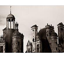 Chateau de Chambord Photographic Print