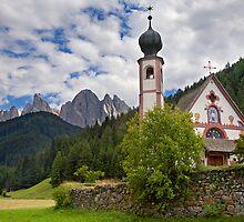 St Johannes by Krys Bailey