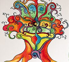 Tree of Life by StarrWeems