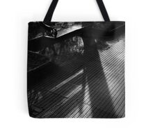 seat of rene magritte Tote Bag