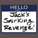 "Fight Club- ""I AM JACK'S SMIRKING REVENGE"" by vicmvarela"