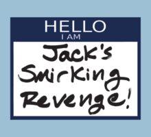 "Fight Club- ""I AM JACK'S SMIRKING REVENGE"" Kids Clothes"
