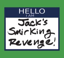 "Fight Club- ""I AM JACK'S SMIRKING REVENGE"" Kids Clothes"