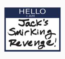 "Fight Club- ""I AM JACK'S SMIRKING REVENGE"" Kids Tee"