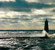 Rolling Seas by F.  Kevin  Wynkoop