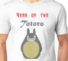 The Year of the Totoro Unisex T-Shirt