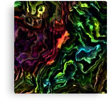 Rogues Gallery 7 Canvas Print