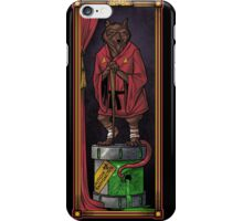 The Haunted Sewer: Mutagen Keg iPhone Case/Skin
